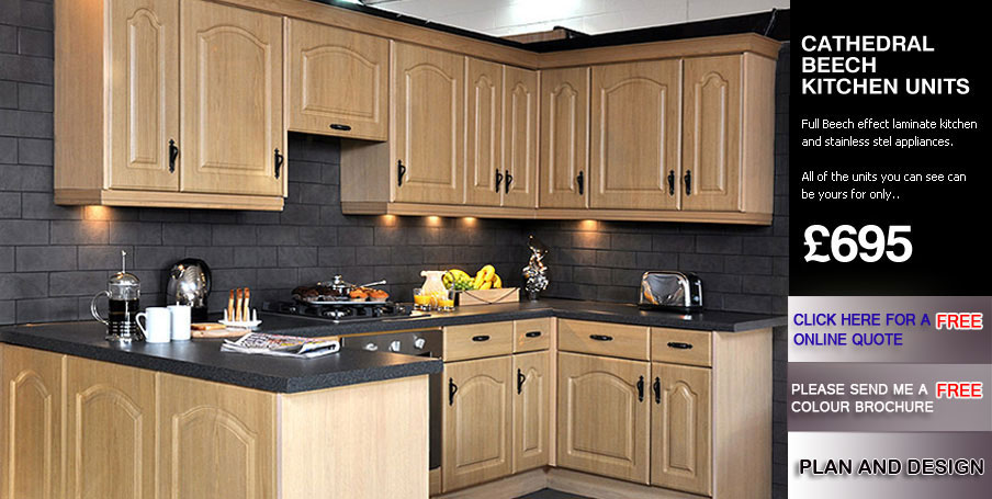 Fitted Kitchens For Sale In Birmingham